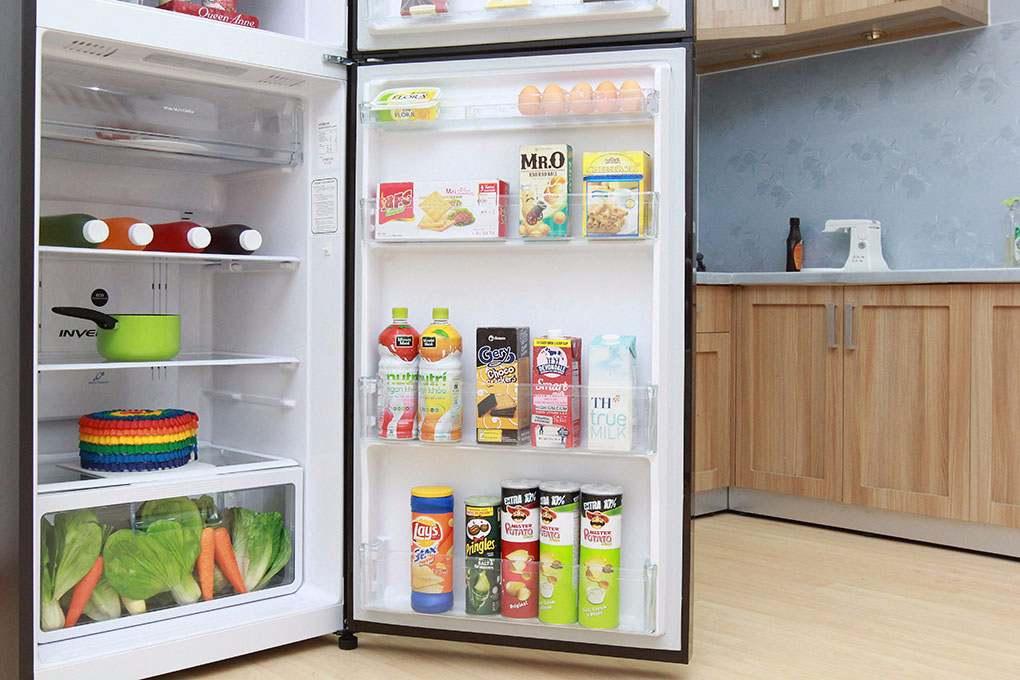 Giới thiệu tủ lạnh Hitachi R-VG470PGV3 GBW