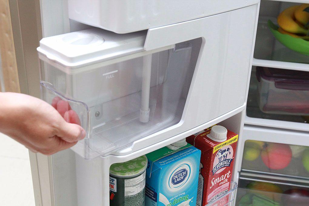 Giới thiệu tủ lạnh Hitachi R-M700GPGV2X MBW