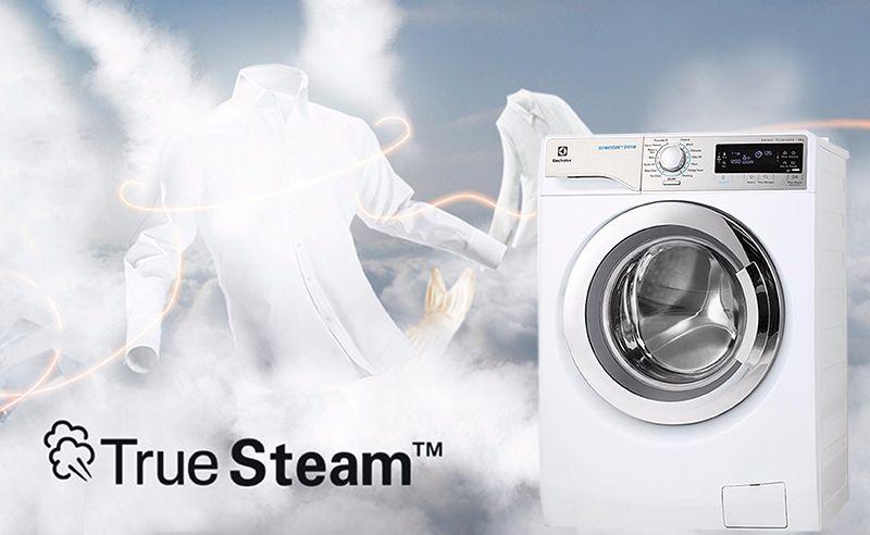 Máy giặt Electrolux EWW14023 lồng ngang 10 kg - sấy 7 Kg