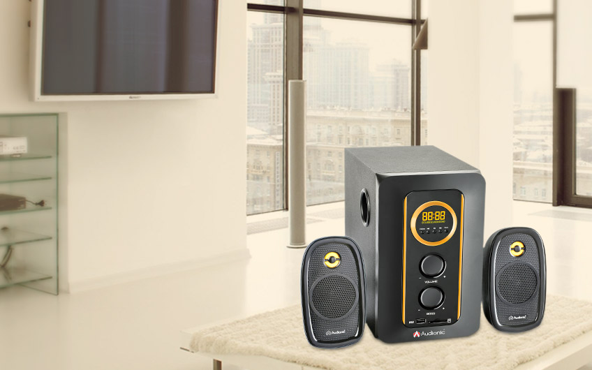 loa vi tính Audionic AD-3500