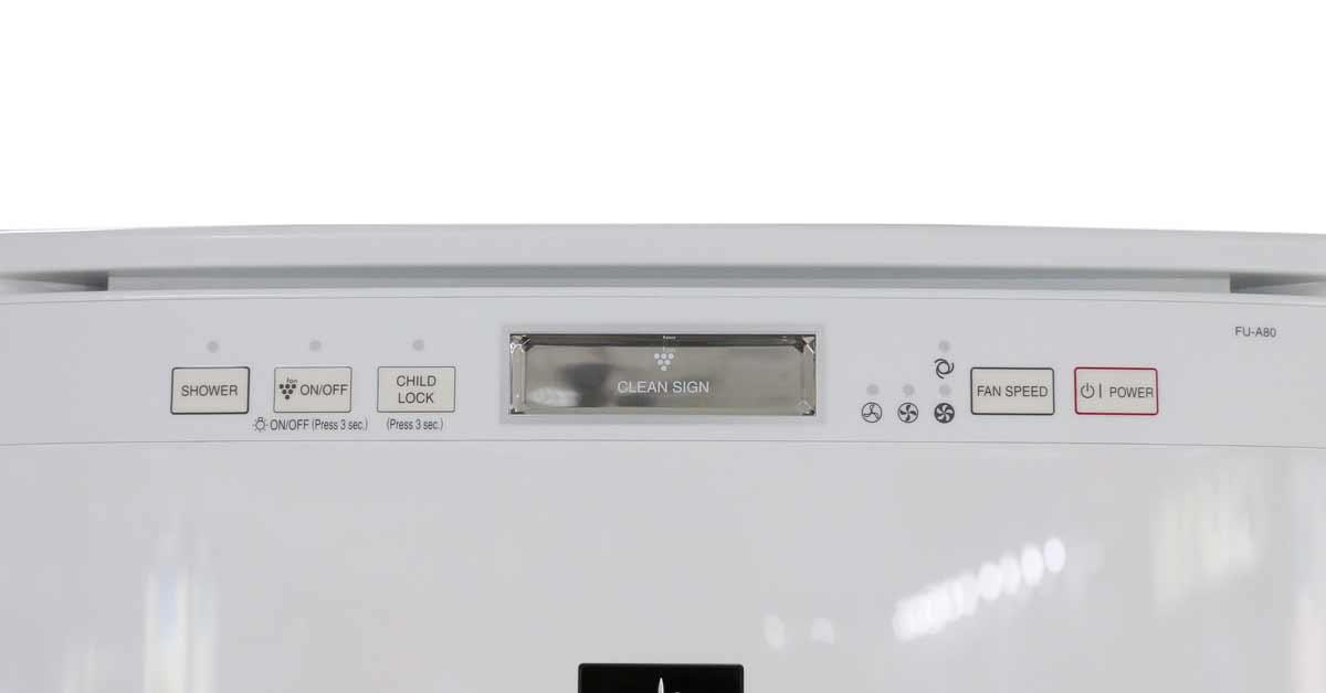 máy lọc không khí Sharp FU-A80EA-W