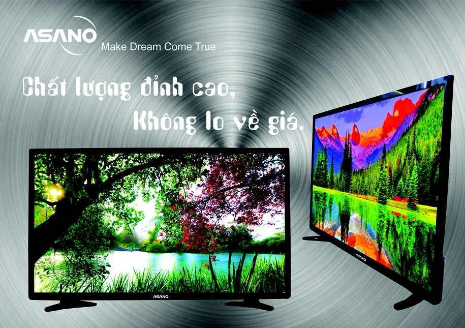 Smart Tivi Cường Lực Asano 55 inch S55EK2100 4K