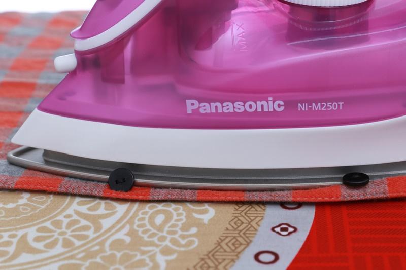 bàn là hơi nước Panasonic NI-M250TPRA