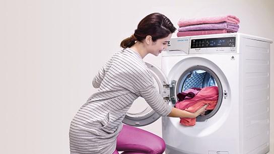 Mở cửa để giặt thông minh hơn