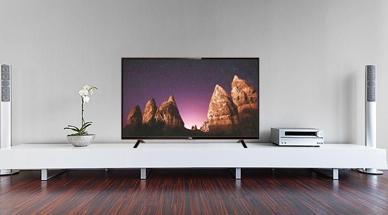 Tivi TCL L40D3000 thiết kế hiện đại, tinh tế