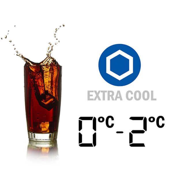 Tủ lạnh side by side Sharp - Ngăn làm lạnh nhanh Extra Cool