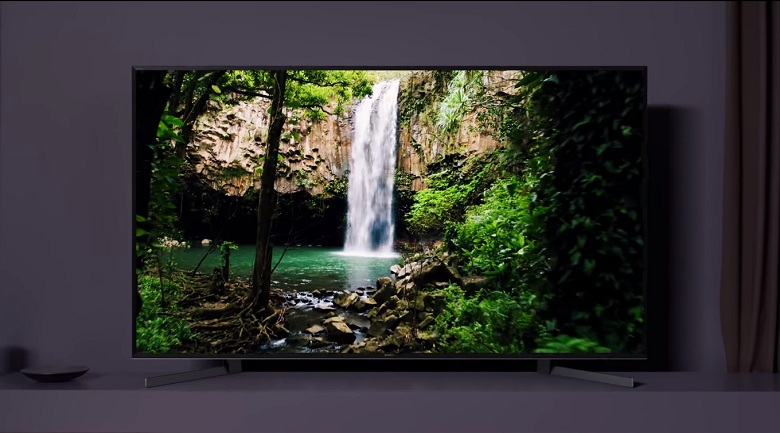 Android Tivi Sony 4K 55 inch KD-55X9500G - Thiết kế