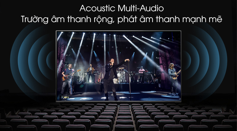 Android Tivi Sony 4K 55 inch KD-55X9500G - Acoustic Multi-Audio