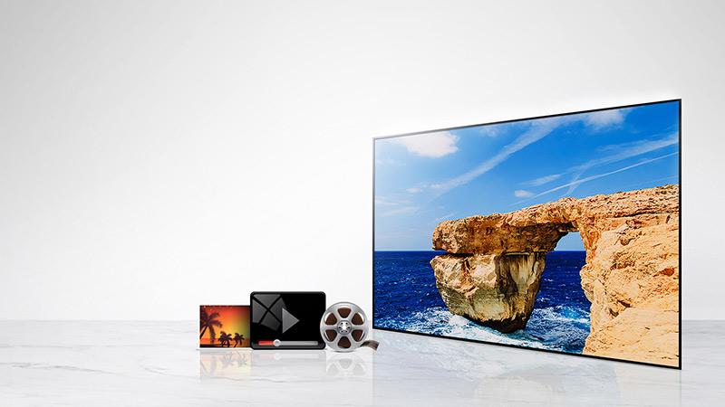 Tivi LED LG đưa cả thế giới số vào nhà bạn