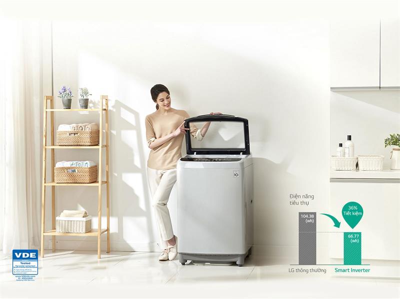Tiết kiệm năng lượng với công nghệ Smart Inverter