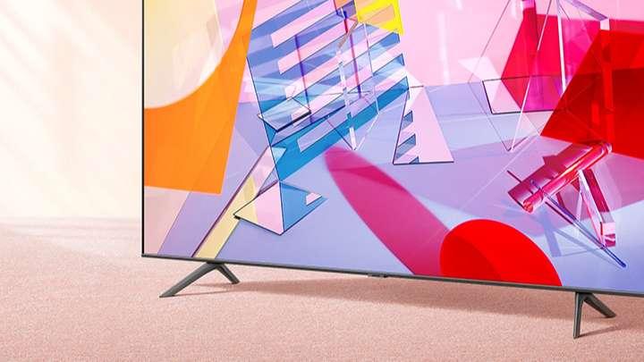 Tivi Samsung QLED 55 inch - Chất Lượng Hình Ảnh Sắc Nét Vượt Trội