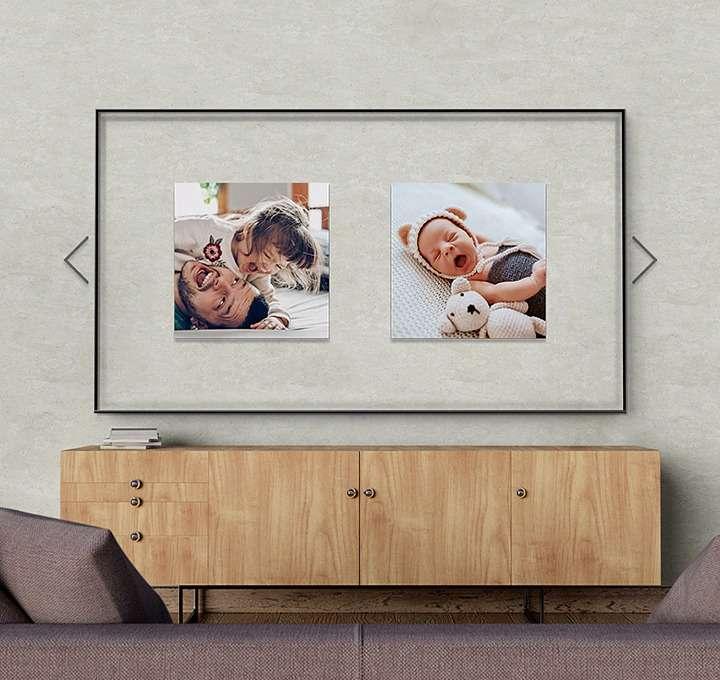 Điểm Tô Không Gian, Nâng Tầm Hoàn Mỹ - Smart Tivi Samsung
