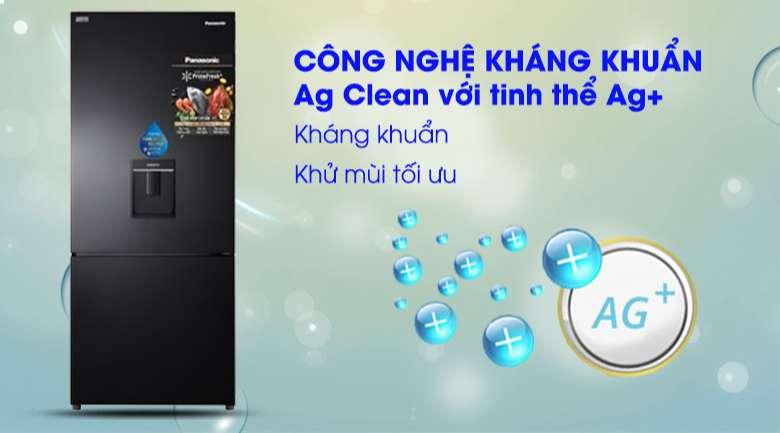 Bộ lọc AG Clean Tủ lạnh Panasonic Inverter 410 lít NR-BX460WKVN