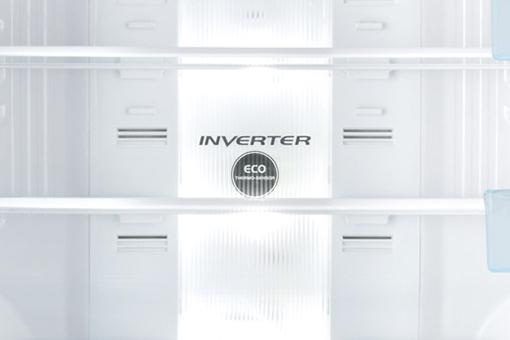 Tủ lạnh Hitachi làm đá tự động - Đèn LED Tiết Kiệm Điện