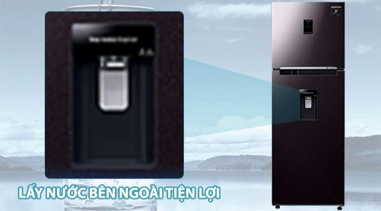 Tủ lạnh Samsung Inverter 319 lít RT32K5932BY/SV - Khay lấy nước
