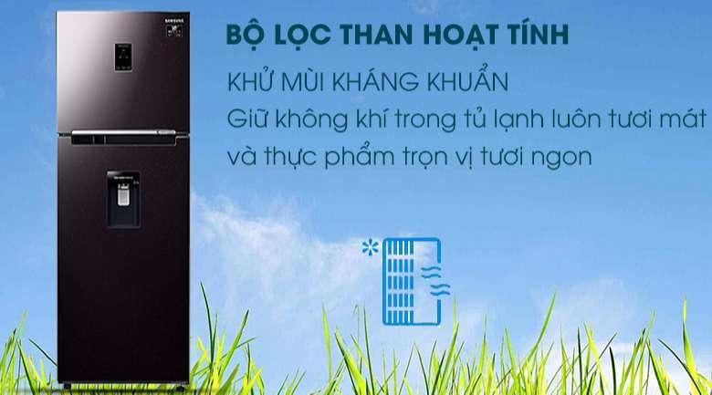 Tủ lạnh Samsung Inverter 319 lít RT32K5932BY/SV - Bộ lọc than hoạt tính Deodorizer