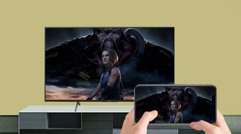 Android Tivi Sony 4K 85 inch KD-85X8000H - Apple Homekit/Apple Airplay