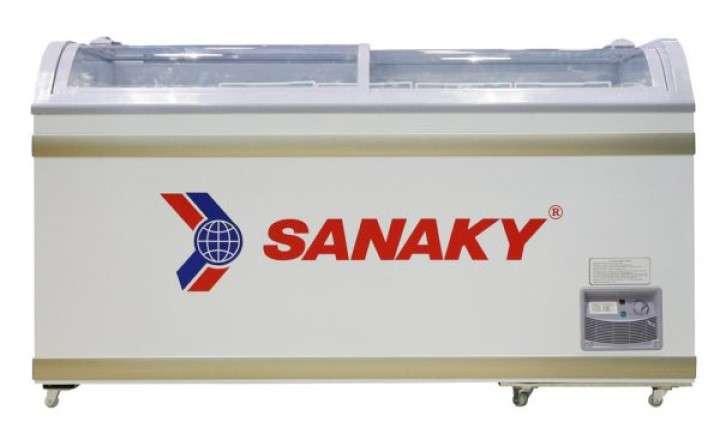 Tủ đông mặt kính cong Sanaky VH-8088K dung tích 800 lít