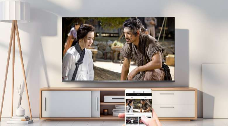 Android Tivi TCL 4K 65 inch 65P615 - Google cast