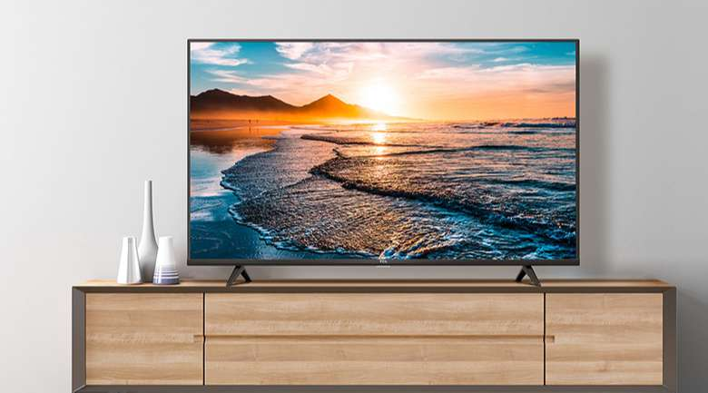 Thiết kế - Android Tivi TCL 4K 55 inch 55P615