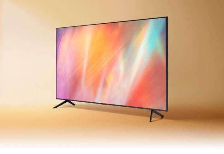 Smart Tivi Samsung 4K 43 inch UA43AU7000 - 4K