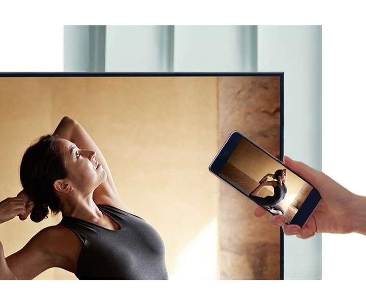 Smart Tivi Samsung 4K 43 inch UA43AU7000 - TapView