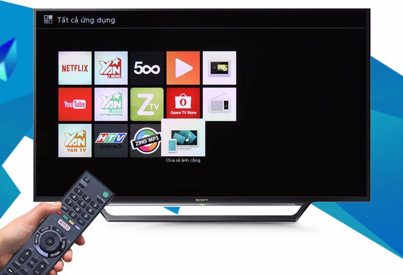 Tivi Sony 48W650D