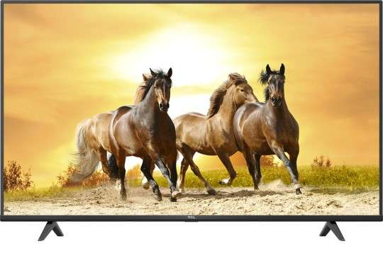 Android Tivi TCL 4K 75 inch 75P618 Mẫu 2020